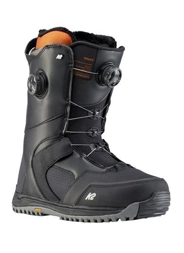 Mytell  Thraxis Snowboard Botu Siyah